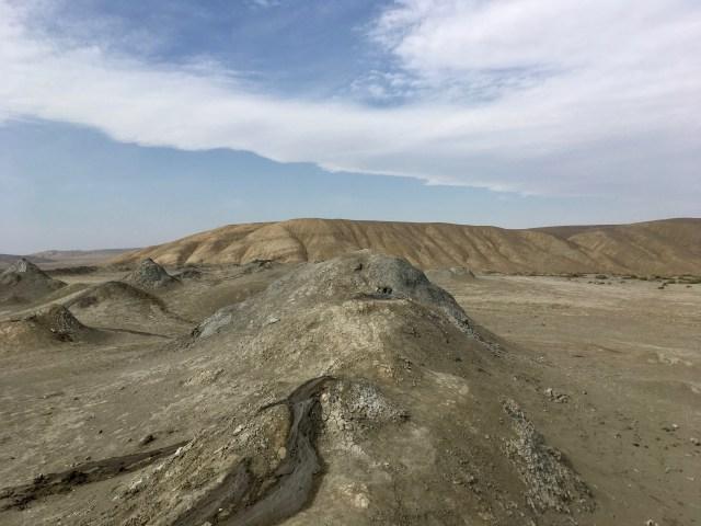 Mud Volcano, Qobustan, Azerbaijan