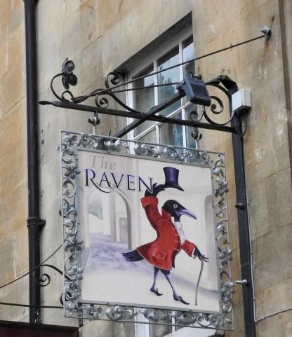 The Raven Pub, Bath