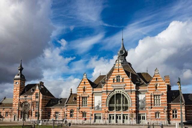 Train World, Brussels