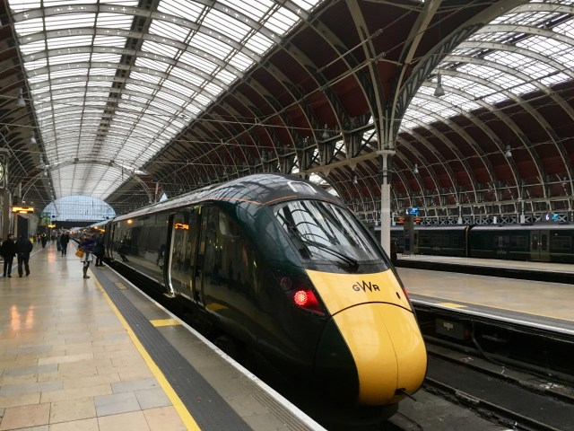 The Great Western Railway, London Paddington