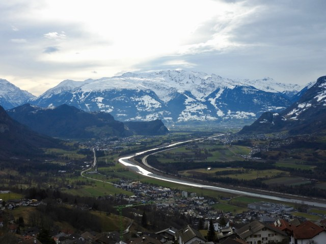 Triesenberg Valley View, Liechtenstein