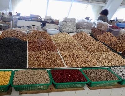Chorsu Bazaar, Tashkent1