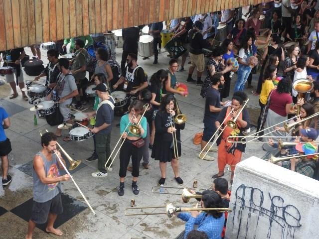 Orquestra Voadora, Rio Carnival Band
