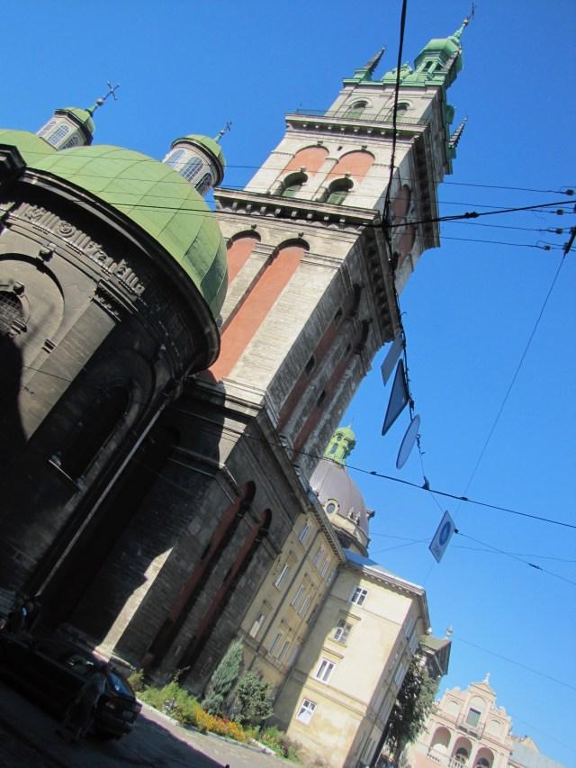 Lviv Cathedral, Ukraine