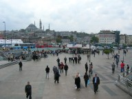 Istanbul by the Bosphorus
