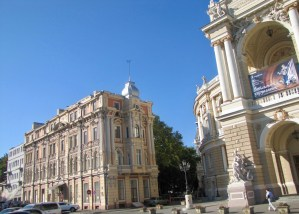 Odessa Building 1