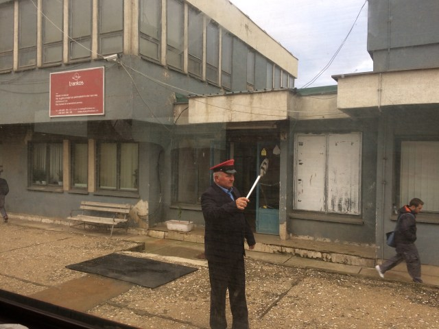 Kosovo Train Guard