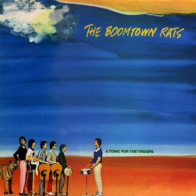A Tonic For The Troops, The Boomtown Rats