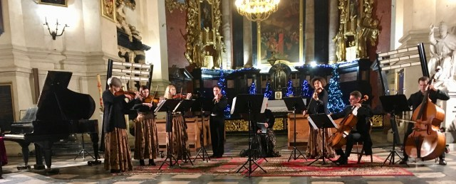 Maurice Orchestra, Church of St Peter & St Paul, Krakow, Poland