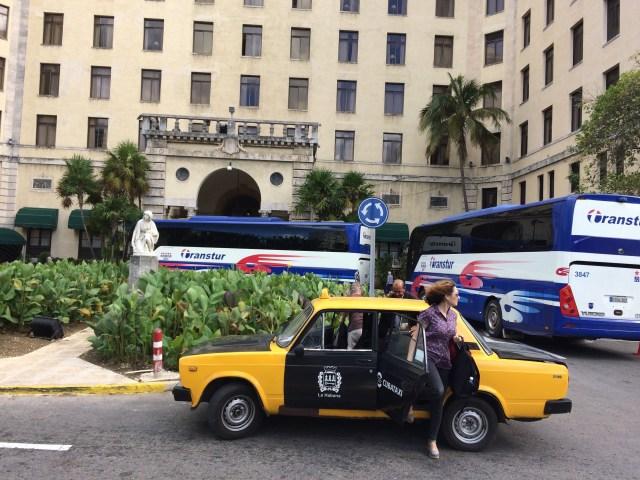 Lada Taxi, Havana