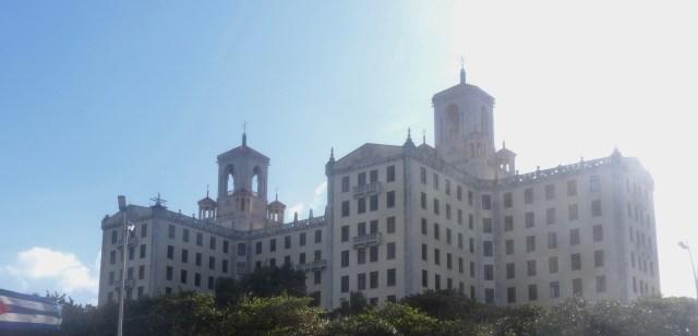 The Hotel Nacional de Cuba, Havana