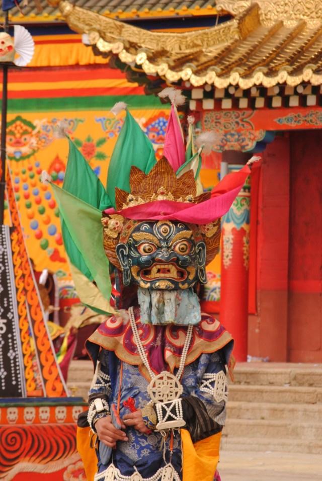 Bon Sect Monastery, China