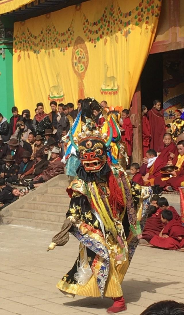 Cham Dancing, China