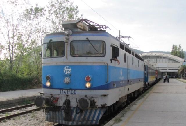 Ploce to Sarajevo Train