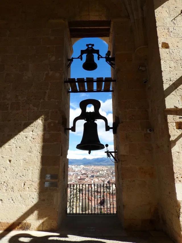 Segovia Cathedral Bells, Spain