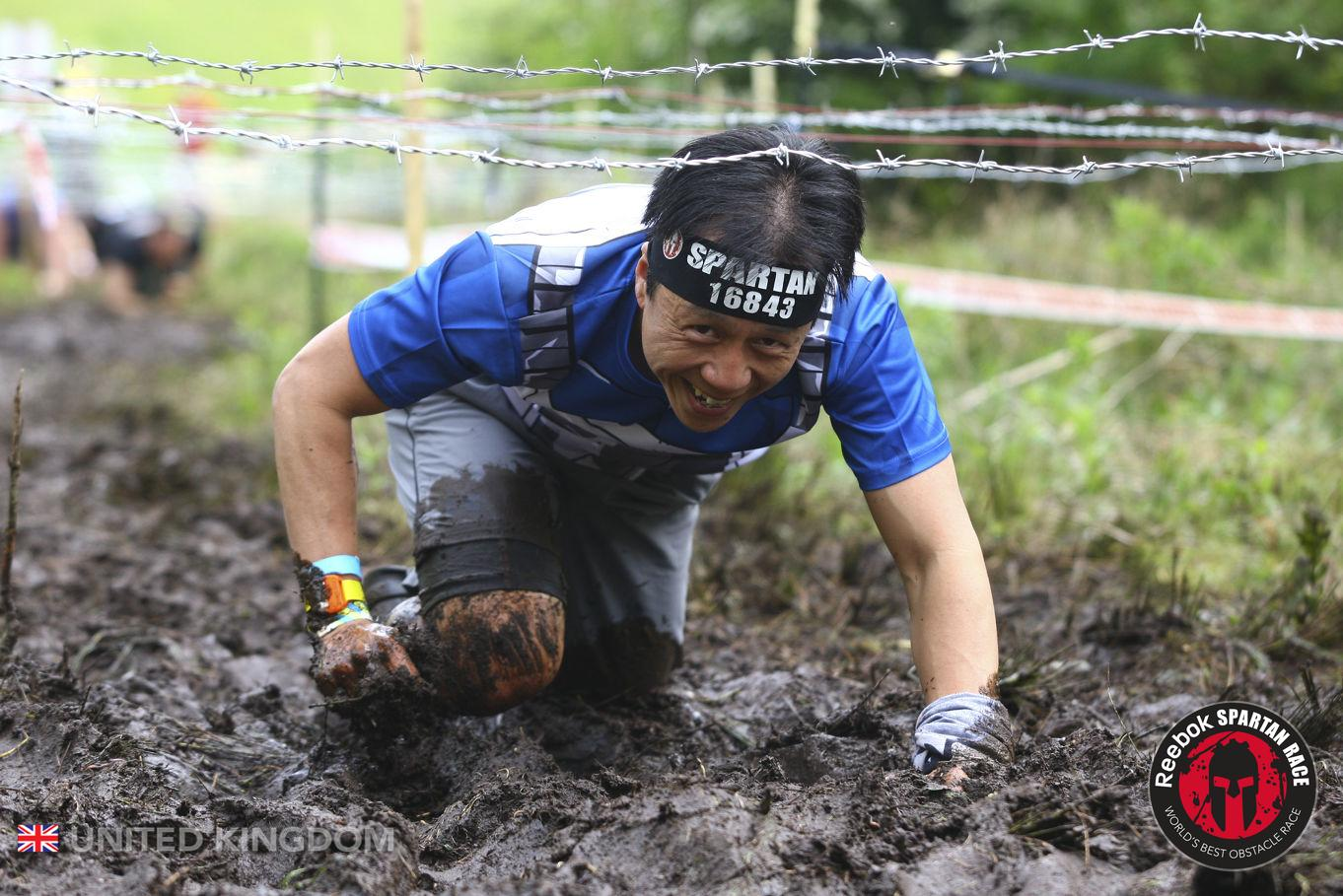 Spartan Super Midlands Crawl