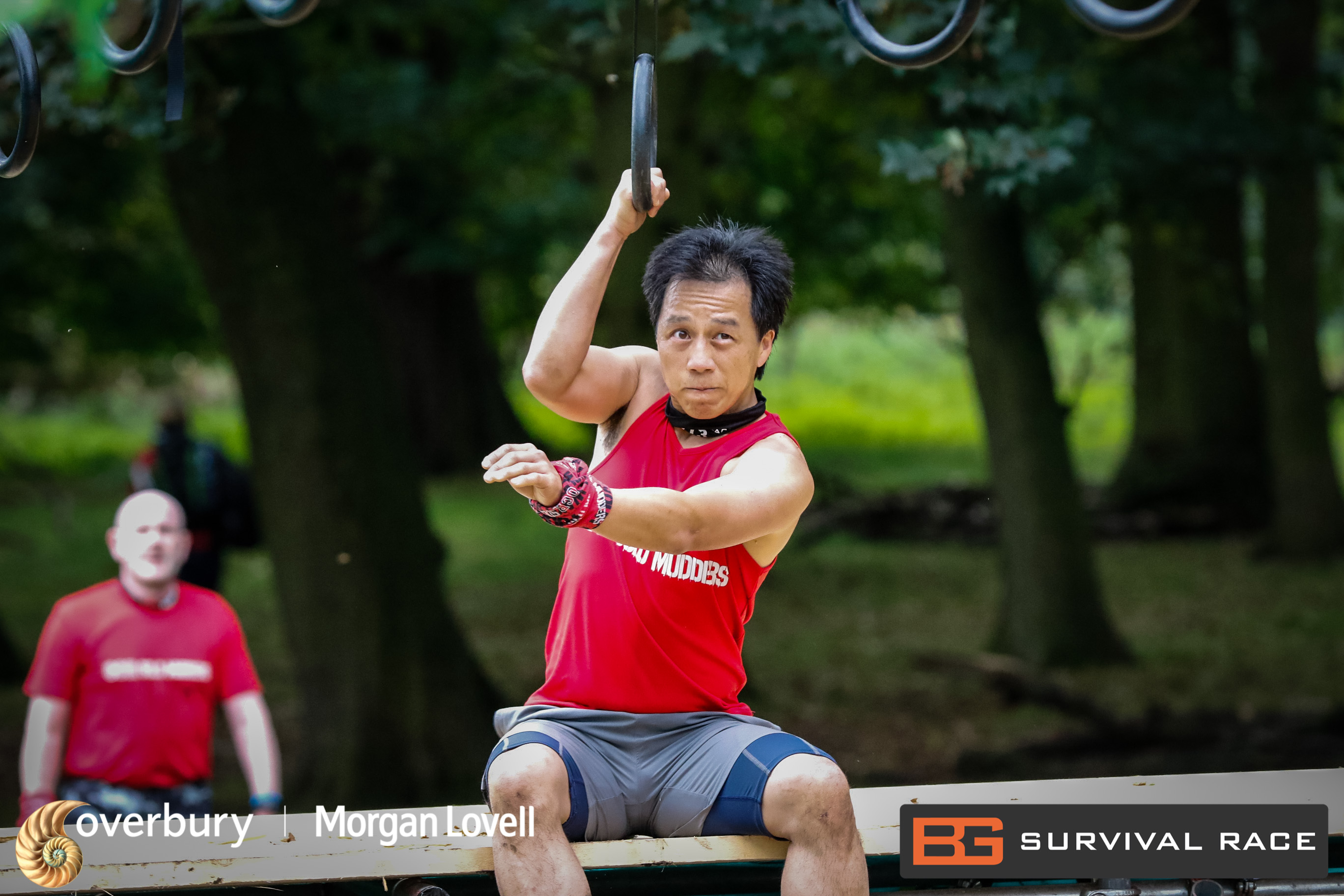 Bear Grylls Survival Race - Rings 2