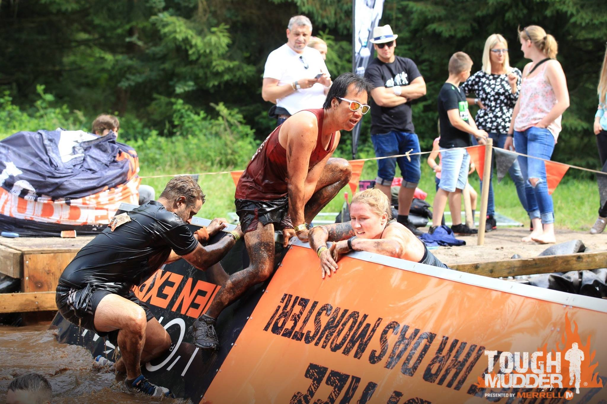 Tough Mudder North Germany BlockNess 3