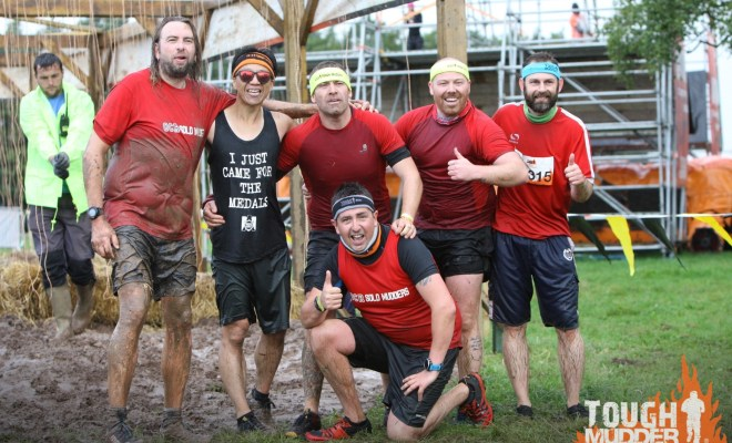 Tough Mudder North West ElectroShocktherapy 3