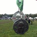 Spartan Windsor Beast & Sprint medals