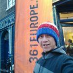 361 Social Running event - outside Mile27