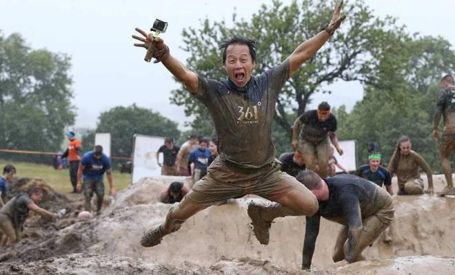 Tough Mudder Yorkshire 2018 Wil Chung Mud Mile