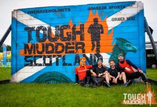 Tough Mudder Scotland