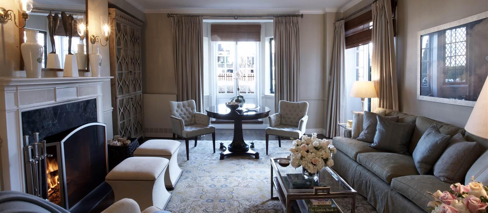 Garden Suite - Baccarat Hotel