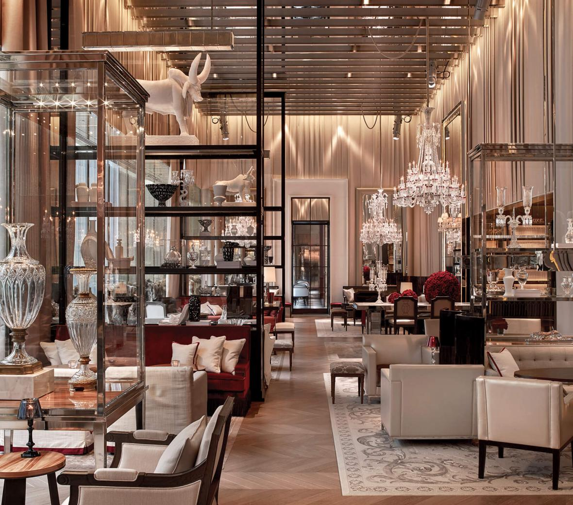 baccarat hotel nyc march 2015 grand salon 2 - Baccarat Hotel