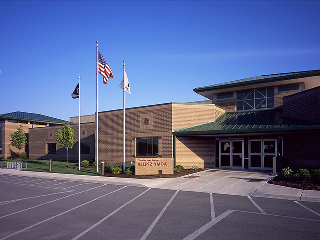 recreational athletic center construction