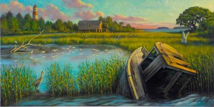 Laughing Gull Creek - ORIGINAL AVAILABLE copy