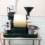 滋賀県長浜市にナナハン焙煎機を設置しました。