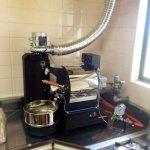 群馬県前橋市にアポロ焙煎機を設置致しました。