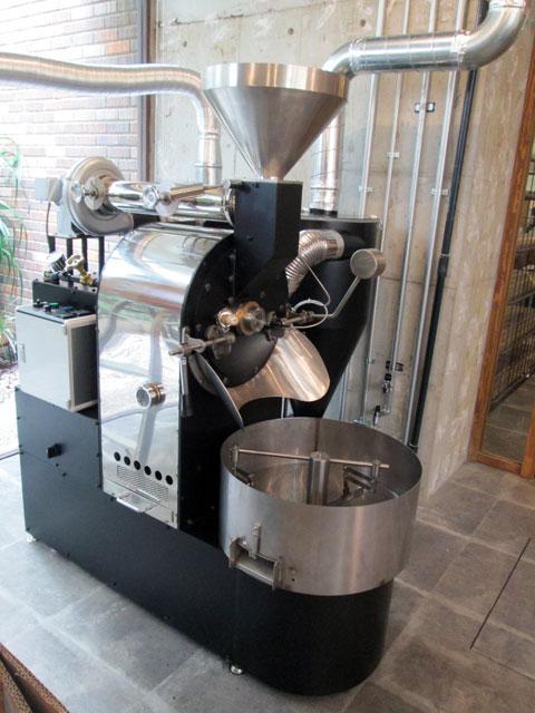 4.5kg焙煎機vasic