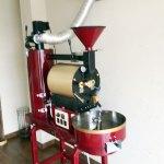 長野市内に2kg焙煎機を設置しました。