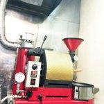 大阪豊中市にナナハン焙煎機を設置しました。