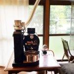 広島県東広島市にアポロ焙煎機を設置しました。