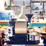 長崎県雲仙市にナナハン焙煎機を設置しました。