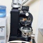 静岡県浜松市にアポロ焙煎機を設置しました。