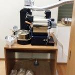 和歌山県海南市にアポロ焙煎機を設置しました。