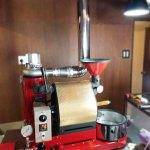 福岡県北九州市にナナハン焙煎機を設置しました。