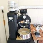 栃木県宇都宮市にアポロ焙煎機を設置しました。