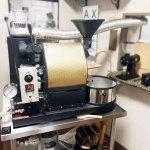 福岡県福岡市にナナハン焙煎機を設置致しました。