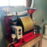 茨城県稲敷市にナナハン焙煎機設置しました。