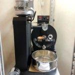神奈川県川崎市の自宅にアポロ焙煎機を設置しました。
