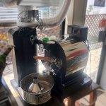 東京都渋谷区にアポロ焙煎機を設置しました。