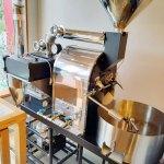 神奈川県藤沢市にvasic2,5kg焙煎機を設置しました。