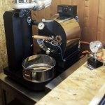 宮城県宮城野区にアポロ焙煎機を設置しました。