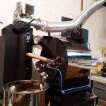 埼玉県さいたま市緑区にアポロ焙煎機を設置しました。