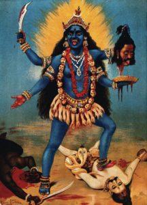 Kali_by_Raja_Ravi_Varma-Tantra-ist-ein-frauenkult-wild-life-coaching-sex-tipps-fuer-paare